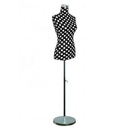 ✅ Präsentieren Sie Ihre Mode mit unseren Schneiderpuppen! ✅ !!! ZUM SONDERPREIS !!! ✅ - Schnelle Lieferung! LUCCESI - Schneiderbüste weiblich Größe/Size M (36-38) Design #29
